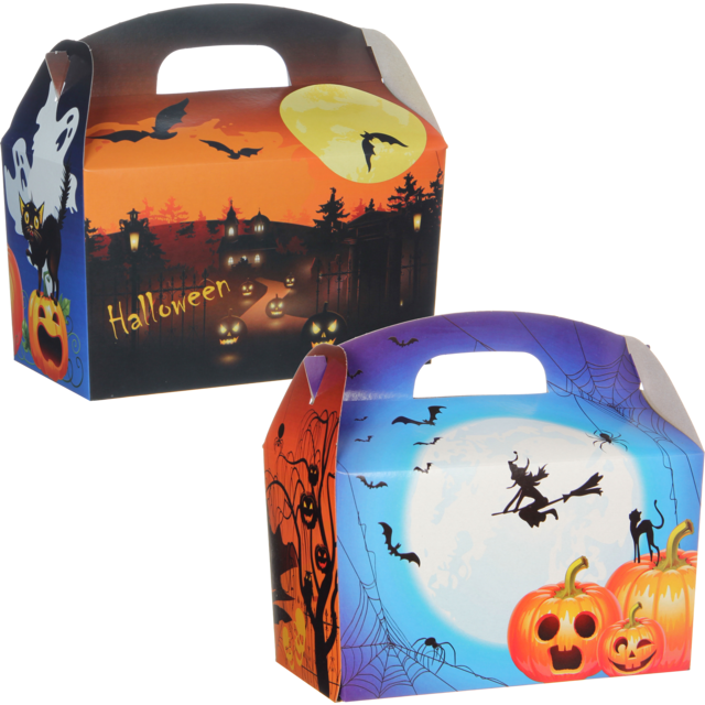 Kidsbox, Cardboard, Halloween, 150x214x115mm 1