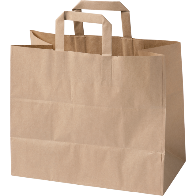 BiodoreR Bag Paper 32x17x27cm Brown 2