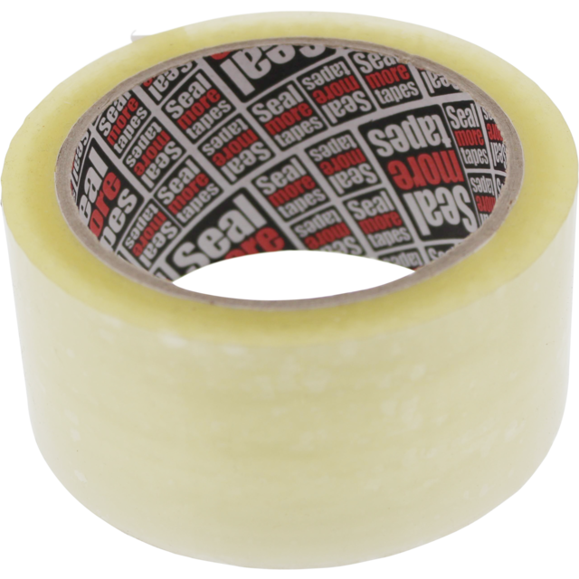 Tape, PP, 48mm, 66m, transparent 1
