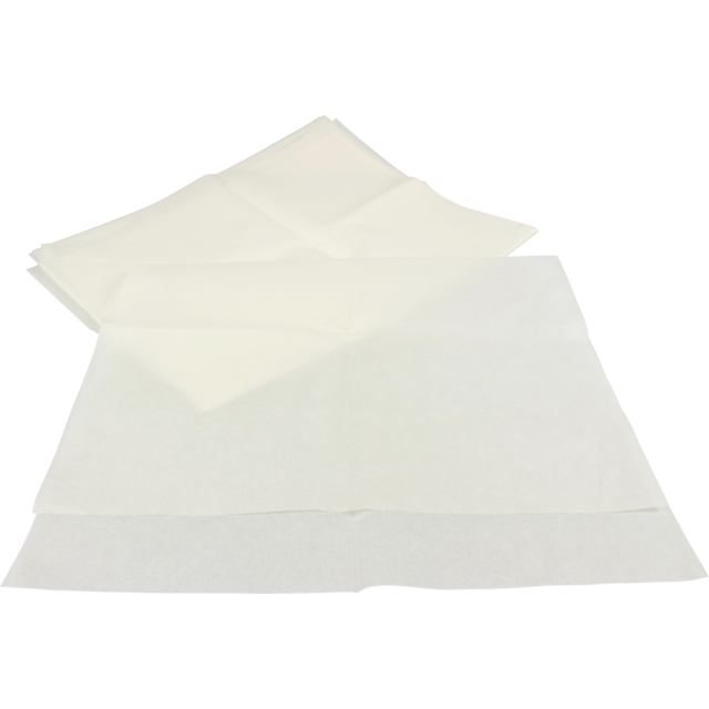 Sheet, Silicone treated greaseproof paper, Paper, 460x750mm,  1