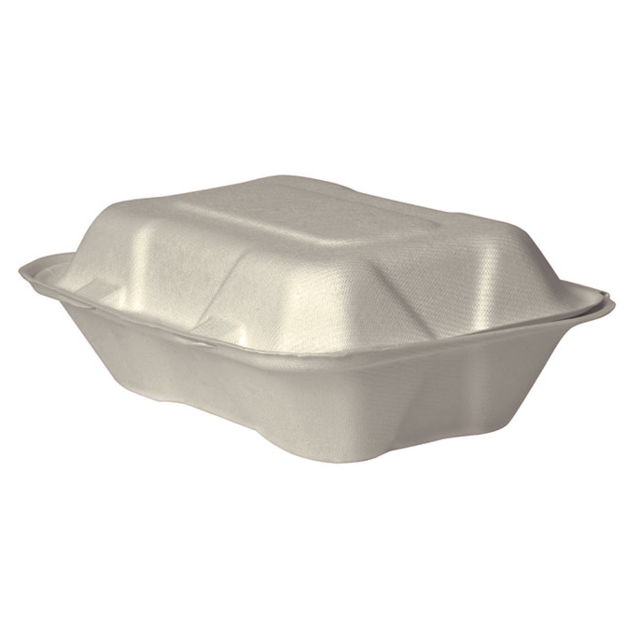 Container, Bagasse, 9x white 1