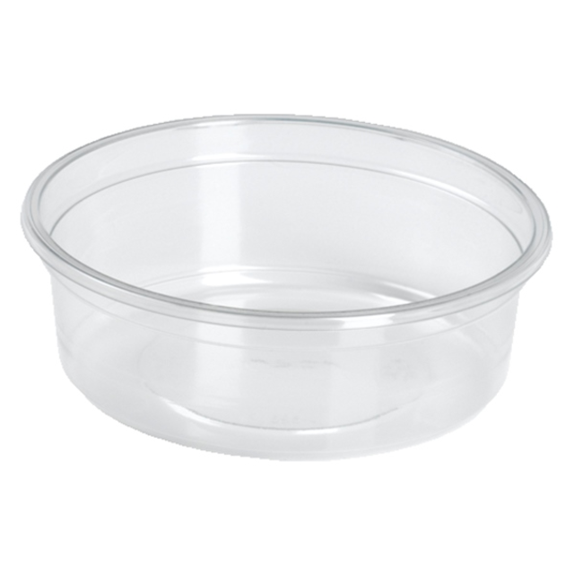 Container, PET, 2oz, transparent 1