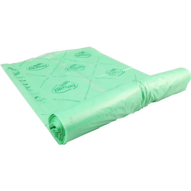 Bag, LDPE, 26x44x Compostable, transparent 1