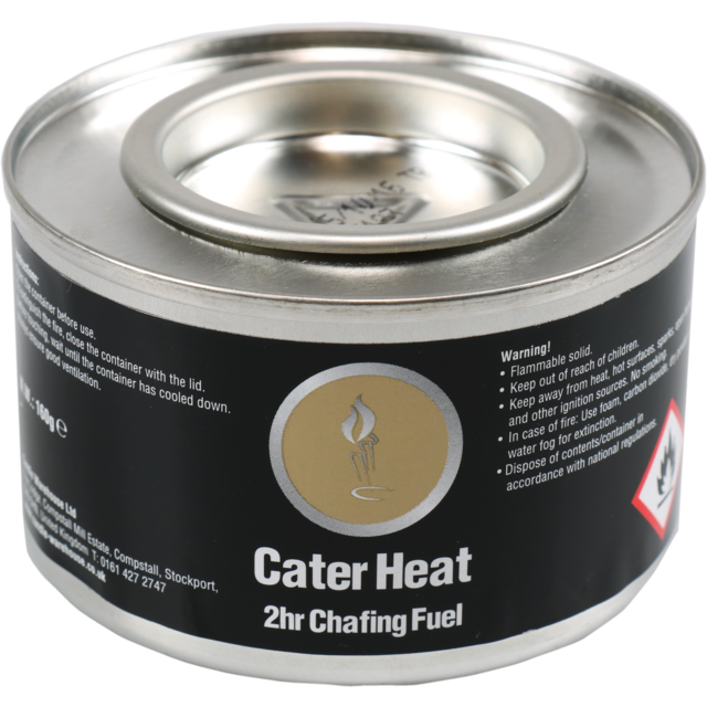 Chafing fuel, 2, transparent 1