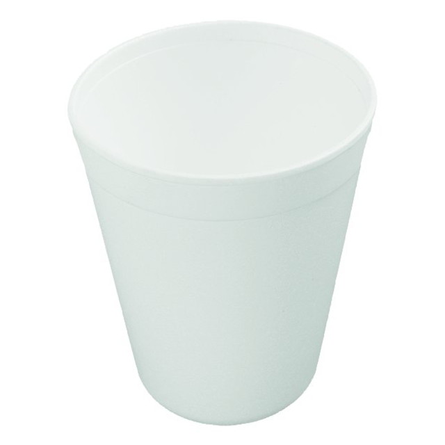 Cup, PS, 10oz, white 1