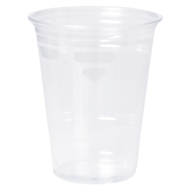 Cup, PET, 10oz, transparent 1