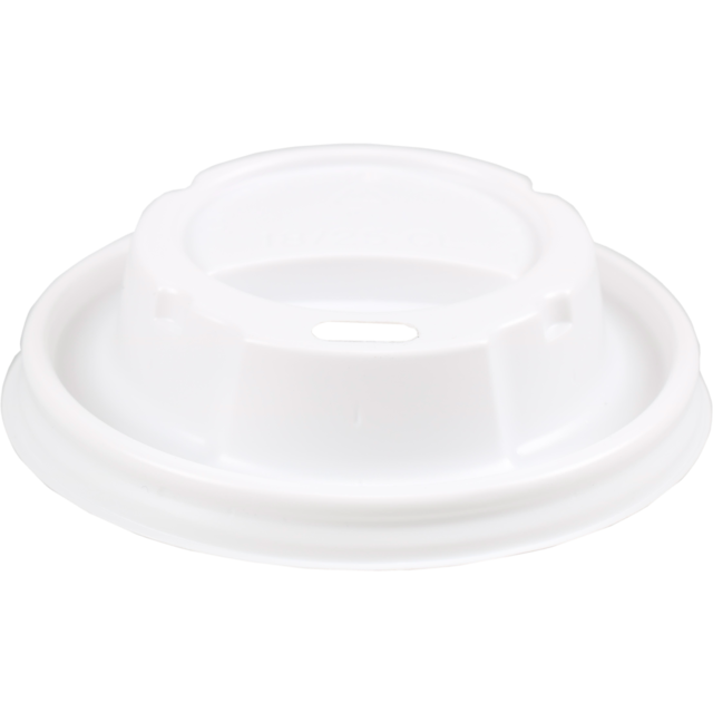 Lid, PS, white 1