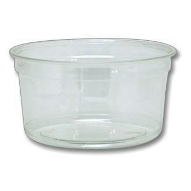 Container, pET, 4oz, transparent 1