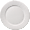 Biodore® Plate, round, 1 compartment, Cardboard, Ø290mm, white