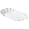 Biodore® Bowl, Cardboard, rectangular, 110x195x32mm, white