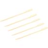 Biodore® Cocktail sticks, cocktail stick, Teppo Skewer, Bamboo, 180mm, natural