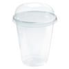 Salad shaker, PS, 12oz, 110mm, transparent