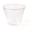 Cup, PET, 9oz, transparent